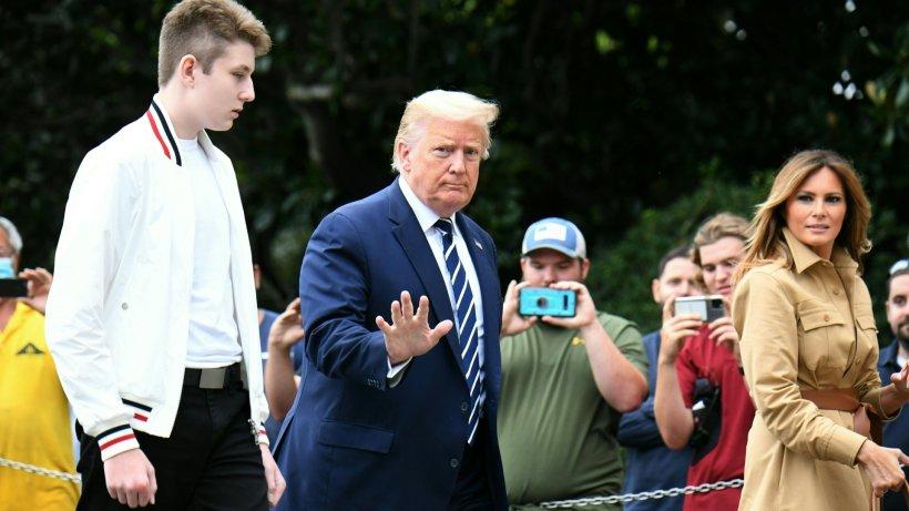 Sohn Von Trump