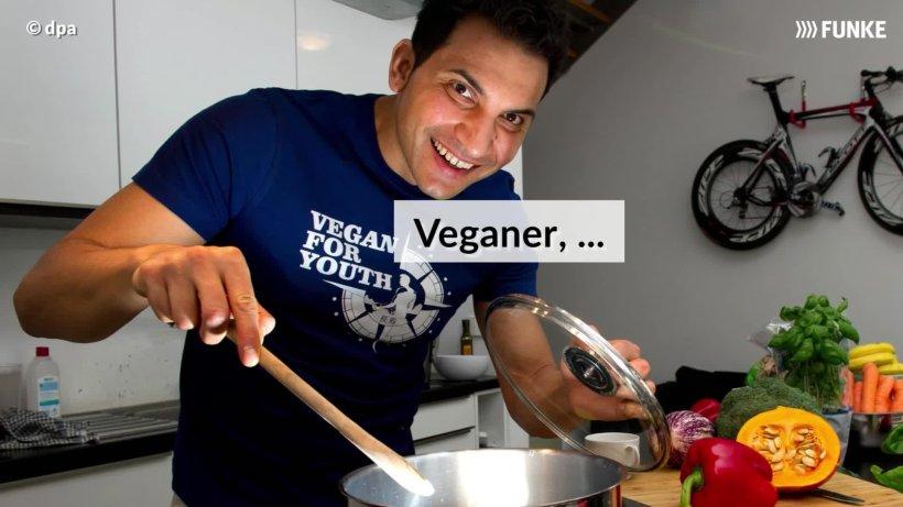 Vegan Koch Attila