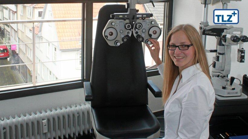 Eichsfelderin übernimmt Augenarztpraxis auf dem Land ...