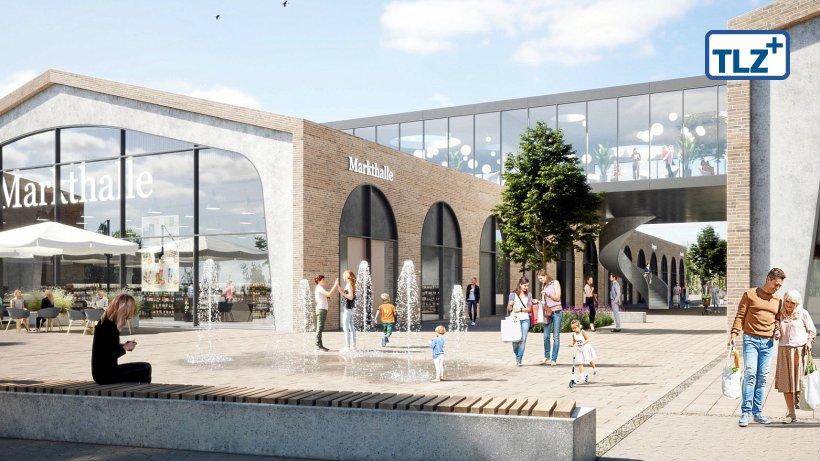 Einkaufszentrum Erfurt
