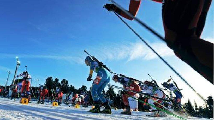 Biathlon Chanty Mansijsk