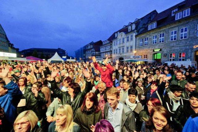 Nach Querelen: Scholle bleibt Ausrichter des Stadtfestes