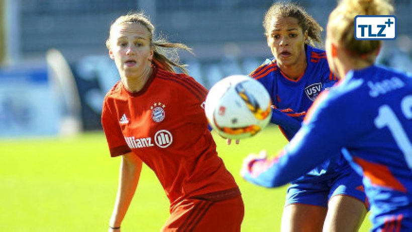 Pokalspiel Jena Gegen Bayern