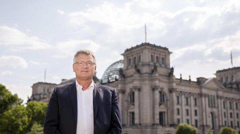 AfD-Parteichef Meuthen schließt Kandidatur für Bundestag aus