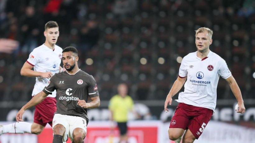 Nürnberg Gegen St Pauli