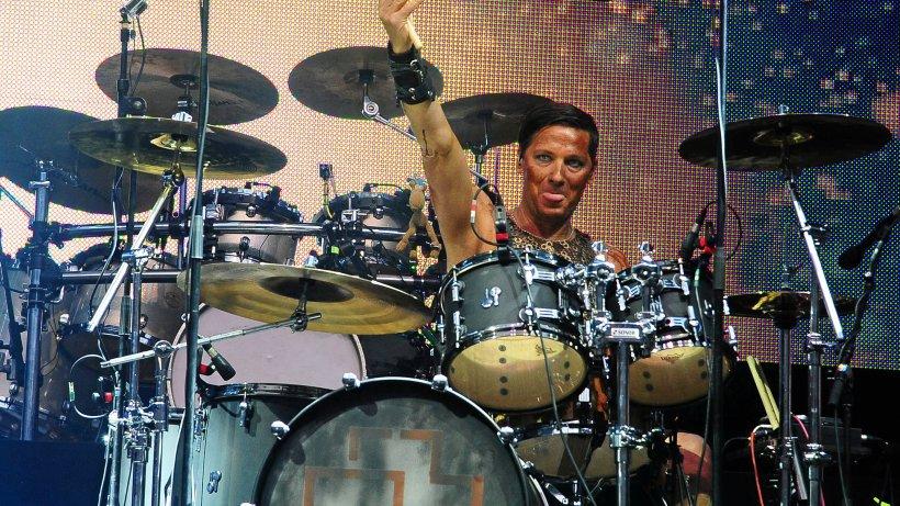 Rammstein-Schlagzeuger Christoph Schneider: Wir arbeiten