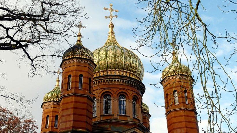 russisch orthodoxe christen feiern in weimar weihnachten. Black Bedroom Furniture Sets. Home Design Ideas
