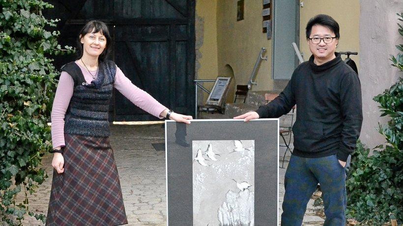 Nach Kunstmalern Kommen Die Maler Ins Haus
